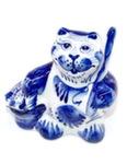 Скульптура «Кот рыбак» авт. Ю.Ширенин