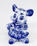 Скульптура «Мышь» авт. Ю.Ширенин