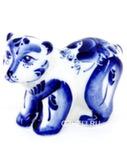 Скульптура «Медведь Миша» авт. С. Мамонтов