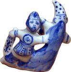Скульптура «Карл чародей» авт. Г. Денисов