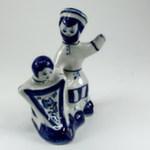 Скульптура «Менялки» авт. Г. Денисов