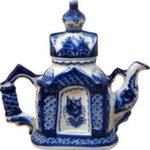 Чайник «Терем» (малый) авт. С. Исаев