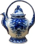 Чайник «Тюльпан» авт. С. Исаев