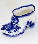 Скульптура «Ботинок Сапунова Бабочка 2»