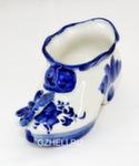 Скульптура «Ботинок Сапунова Бабочка 3»