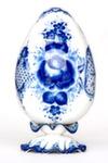 Яйцо пасхальное «Цветы» авт. С. Алёхин