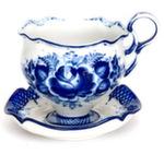 Чайная пара «Ландыш 1» авт. С. Алёхин
